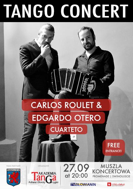 Carlos Roulet Concert Festival In Swinoujscie