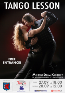 Workshop Tango Acadamy Adrian & Dorota Grygier