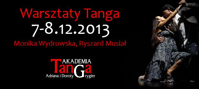 7-8.12.2013 – Warsztaty z Rysiem i Moniką