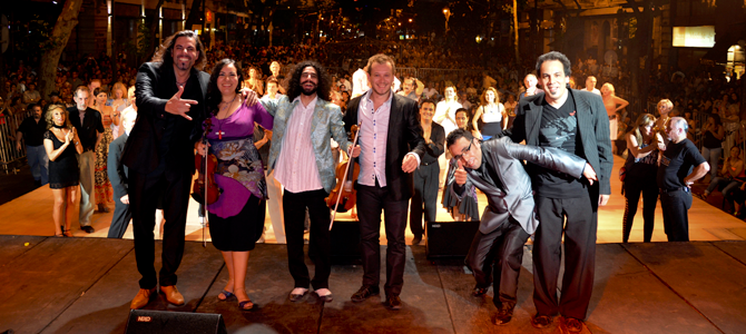 8.06.2014 – Gorące Tango – koncert Sexteto Milonguero!