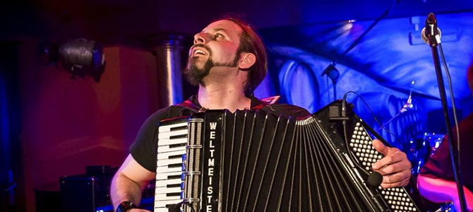 13.05.2014 – Koncert Przemka Nowaka i wyjątkowa Milonga w Browarze Polskim