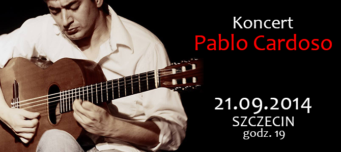 21.09.2014 – Milonga i koncert Pablo Cardozo