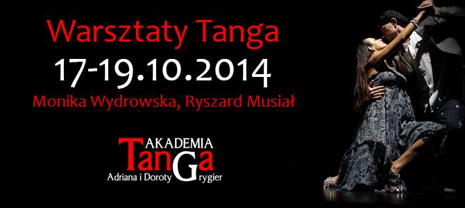 17-19.10.2014 – Warsztaty z Rysiem i Moniką