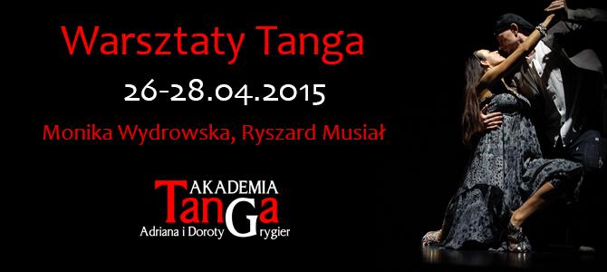 26-28.04.2015 – Warsztaty z Rysiem i Moniką!