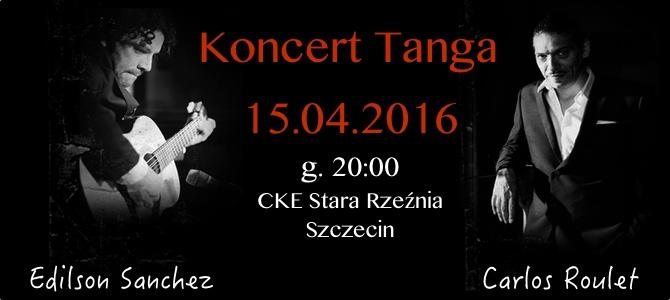 15.04.2016 – Koncert Carlos Roulet i Edi Sanchez
