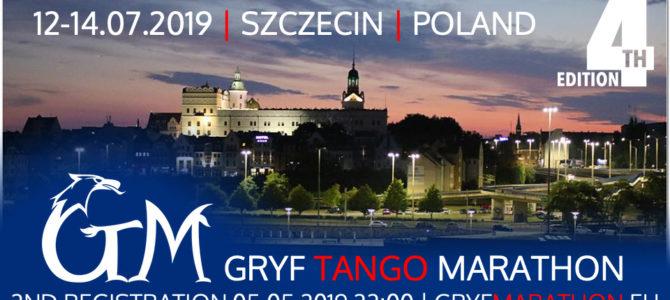 12-14.07.2019 – IV Gryf Tango Marathon