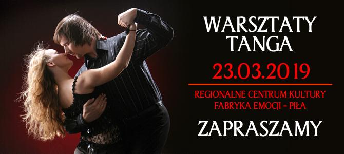 Warsztaty Tango Pila 2019