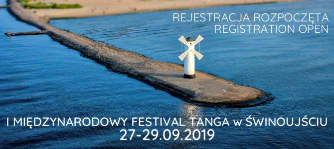 27-29.09.2019 – I Międzynarodowy Festiwal Tanga w Świnoujściu