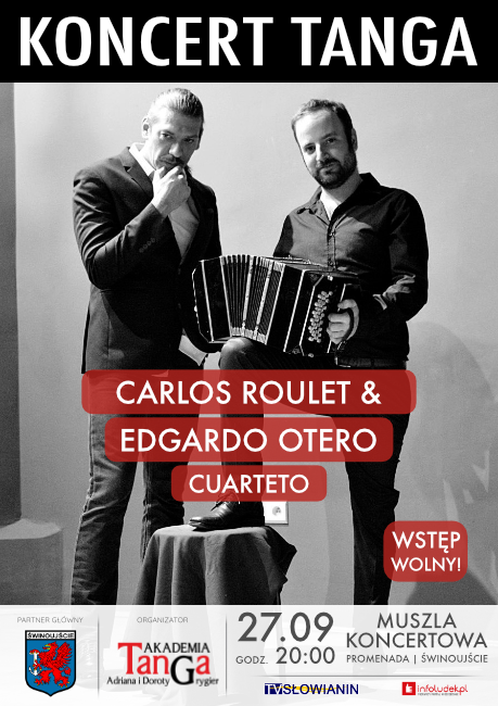 Carlos Roulet Koncert Festival w Świnoujściu
