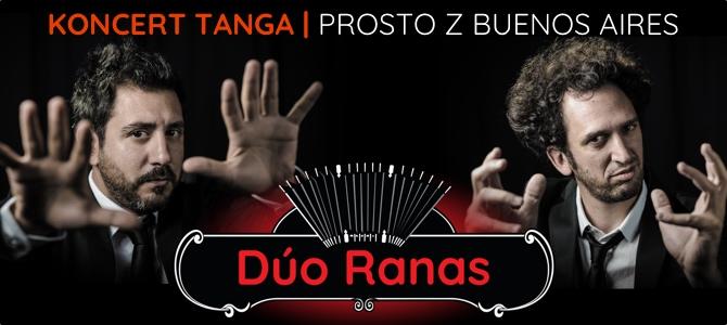 Koncert Tanga - Duo Ranas