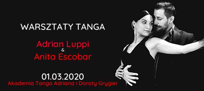 01.03.2020 – Warsztaty Tanga – Adrian Luppi & Anita Escobar