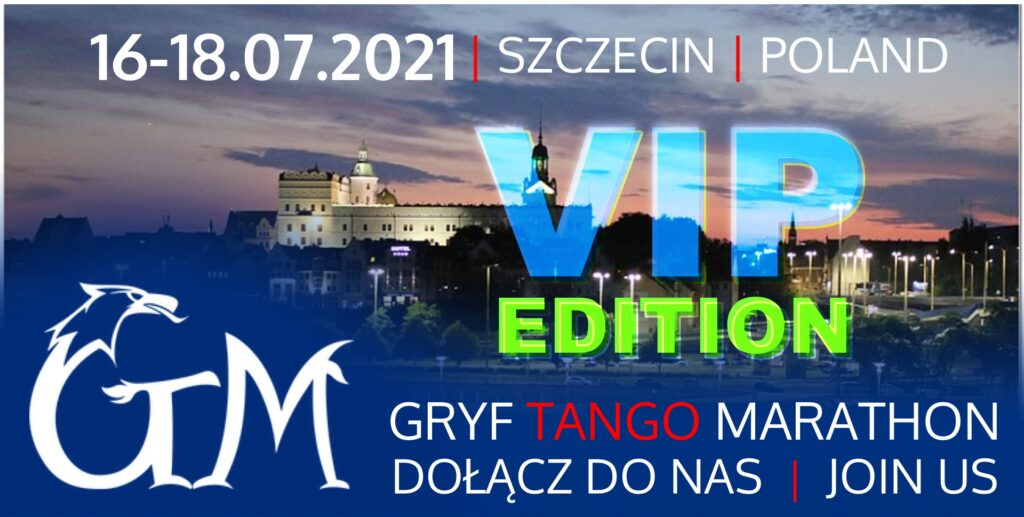 VI Gryf Tango Marathon Szczecin